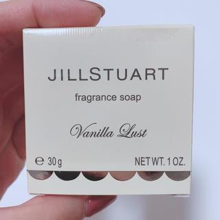 ジルスチュアート(JILLSTUART)のジルスチュアート ノベルティ フレグランスソープ(ボディソープ / 石鹸)