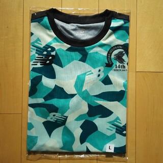 ニューバランス(New Balance)のランニングTシャツ  湘南国際マラソン L 未使用(ウェア)