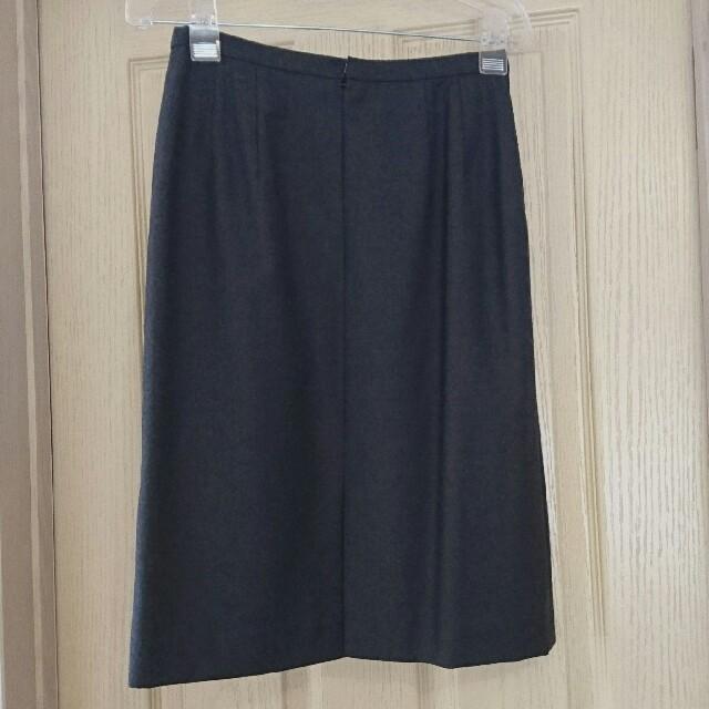 23区(ニジュウサンク)のウール スーツ カシミヤ混 レディースのフォーマル/ドレス(スーツ)の商品写真