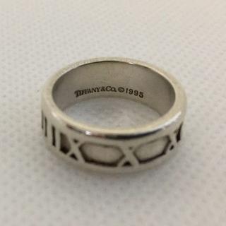 ティファニー(Tiffany & Co.)のTIFFANY&Co. ティファニー アトラス リング 925 8.5号(リング(指輪))