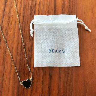 ビームス(BEAMS)のBEAMSハートネックレス(ネックレス)
