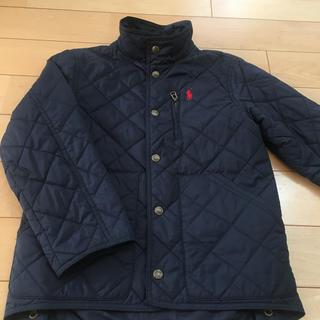 ラルフローレン(Ralph Lauren)の美品☆ラルフローレンキルティングコートジャケット(コート)