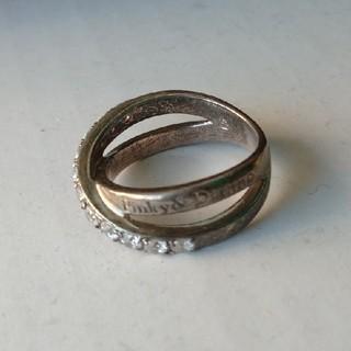 ピンキーアンドダイアン(Pinky&Dianne)のシルバーリング(リング(指輪))