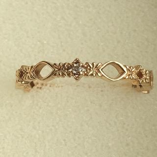 ノジェス(NOJESS)のノジェスダイヤリング 11号(リング(指輪))