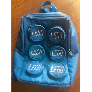 レゴ(Lego)のLEGO レゴ リュック ブルー(リュックサック)