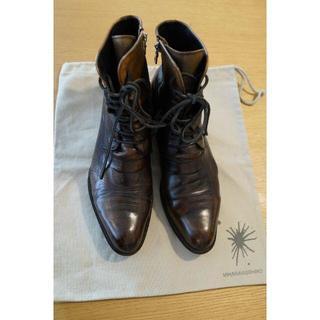 ミハラヤスヒロ(MIHARAYASUHIRO)のミハラヤスヒロ サイドジップ ブーツ(ブーツ)