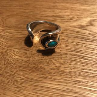 た様専用 KETO  シルバー リング ターコイズ(リング(指輪))