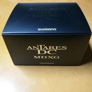 シマノ(SHIMANO)の≪新品・送料無料≫シマノ 18 アンタレスDC MD XG 右(リール)