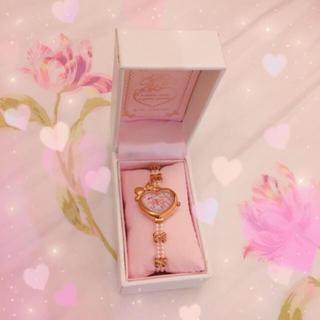 サンリオ(サンリオ)のマイメロ❤︎時計❤︎新品(腕時計)