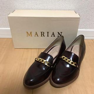 スピックアンドスパン(Spick and Span)の【新品未使用】MARIAN  ローファー(ローファー/革靴)
