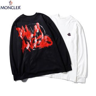 モンクレール(MONCLER)の[2枚8000円送料込み]モンクレールMONCLER長袖 トレーナー男女兼用(トレーナー/スウェット)