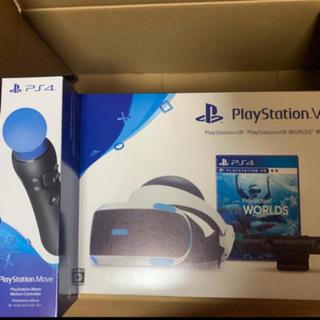 PlayStation VR - PSVR PlayStationVR WORLDS 同梱モーションコントローラ付