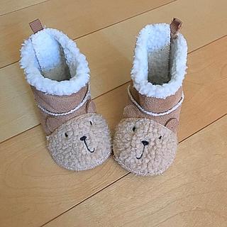 ベビーギャップ(babyGAP)のbaby GAP♡赤ちゃんムートンブーツ(ブーツ)