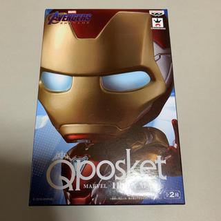 バンプレスト(BANPRESTO)のQposket MARVEL IRON MAN アイアンマン フィギュア 未開封(アメコミ)