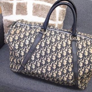 クリスチャンディオール(Christian Dior)の正規品☆ディオール トロッター ボストンバッグ ブックトート バッグ 財布(ボストンバッグ)
