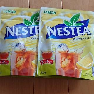 Nestle - Nestle インスタントティーミックス レモン200g 2袋セット