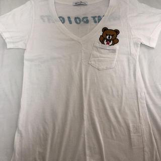 ヒステリックグラマー(HYSTERIC GLAMOUR)のヒステリックグラマー ベアT(Tシャツ(半袖/袖なし))