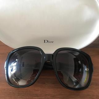 クリスチャンディオール(Christian Dior)のDior おお振りスクエアディオールサングラス(サングラス/メガネ)