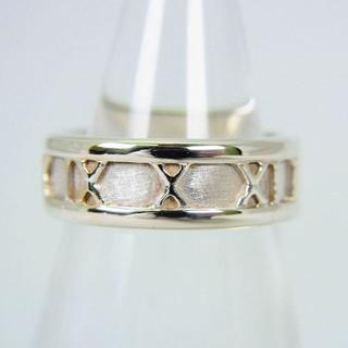 ティファニー(Tiffany & Co.)のTIFFANY/ティファニー 925 アトラス リング 8号[g86-4](リング(指輪))
