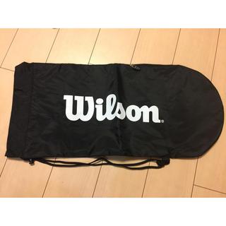 wilson - ウィルソン ラケットカバー