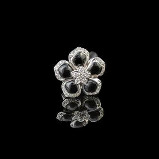 Diamond Onyx リング(リング(指輪))