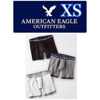 アメリカンイーグル(American Eagle)の【新品】XSサイズ★アメリカンイーグル★ボクサーパンツ★3枚セット(ボクサーパンツ)