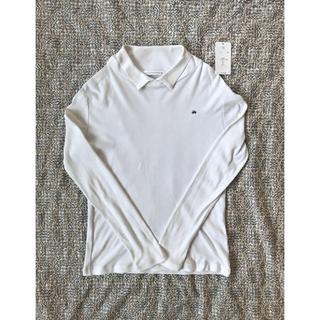 ミナペルホネン(mina perhonen)のミナペルホネン arctic 襟付きカットソー 38 つけ襟代わりに(カットソー(長袖/七分))