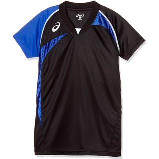 アシックス(asics)の[アシックス] バレーボールウエア 半袖ゲームシャツ XW1318 キッズ(Tシャツ/カットソー)