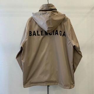 バレンシアガ(Balenciaga)のバレンシアガ ジャケット フード ロゴ カッコイイ(その他)