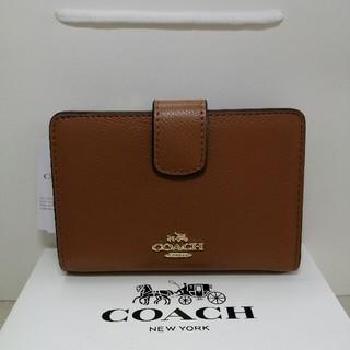 コーチ(COACH)のCOACH(コーチ)の二つ折り財布   53436(折り財布)