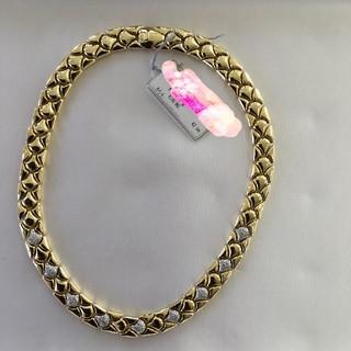 カルティエ(Cartier)の豪華 重量あり54,5g K18 WG ダイヤモンド ネックレス 42cm(ネックレス)