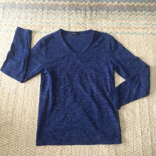 レイジブルー(RAGEBLUE)のRAGE BLUE  カットソー  ロンT  Mサイズ  (Tシャツ/カットソー(七分/長袖))