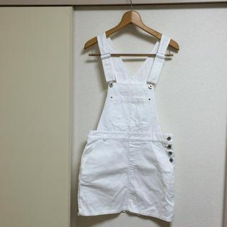 トゥエンティーエイトトゥエルブバイエスミラー(Twenty8Twelve by s.miller)の白色のジャンバースカート*(その他)