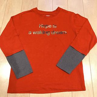 イッカ(ikka)のikka☆長袖Tシャツ130(Tシャツ/カットソー)