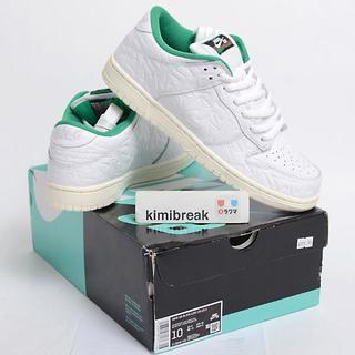 ナイキ(NIKE)の込 28 Nike SB Dunk Low Ben G QS 新品(スニーカー)