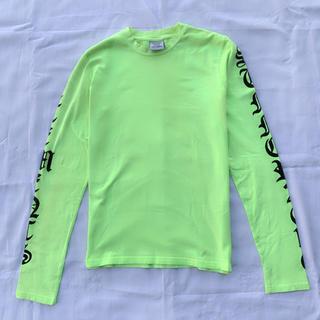 バレンシアガ(Balenciaga)のジヨン着用 16ss Vetements アームプリントロングスリーブTシャツ(Tシャツ/カットソー(七分/長袖))