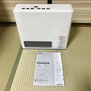 NORITZ - 大阪ガス ガスファンヒーター 都市ガス13A 使用歴浅