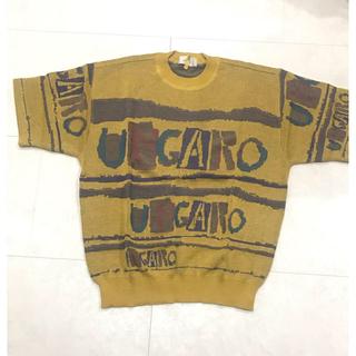ungaro サマーセーター(半袖)