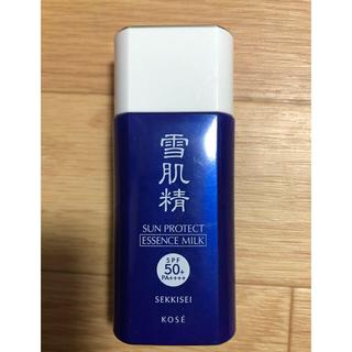 セッキセイ(雪肌精)の雪肌精 サンプロテクト エッセンスミルク(日焼け止め/サンオイル)
