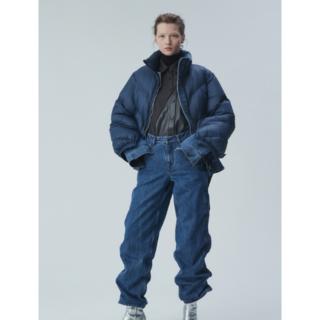 MAXRIENY2019冬の新しいファーカラーホワイトダックダウンジャケットスリ(ダウンジャケット)