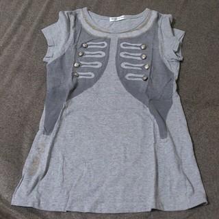 バンブルビー(BumBleBee)のベスト着用風 Tシャツ(Tシャツ(半袖/袖なし))