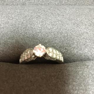 ショーメ(CHAUMET)のショーメ ダイヤモンド 指輪(リング(指輪))