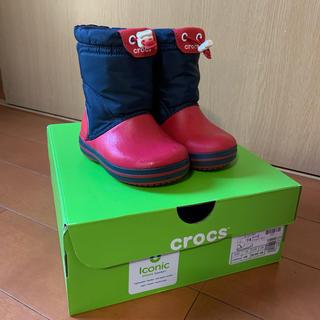 crocs - 美品!クロックス  ブーツ