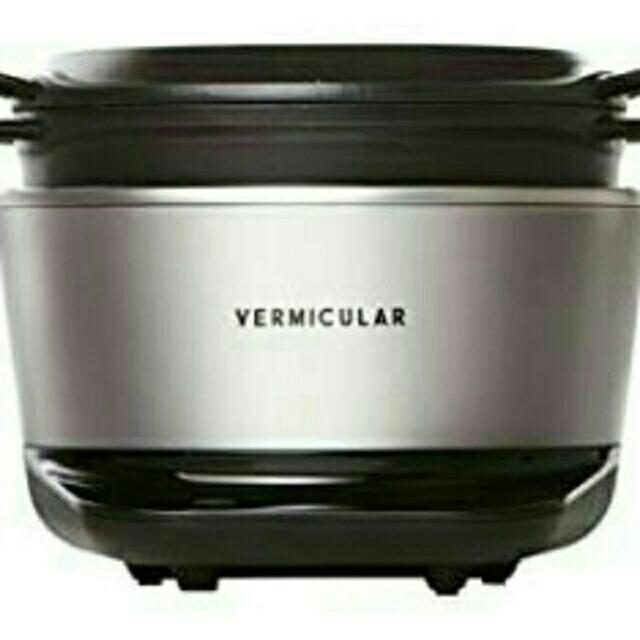 Vermicular(バーミキュラ)のバーミキュラ ライスポット PH23A-SV シルバー スマホ/家電/カメラの調理家電(炊飯器)の商品写真