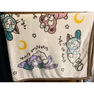ダッフィー(ダッフィー)の大ママ様専用    ダッフィー スウィートドリームス 毛布(毛布)