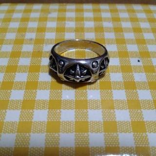 シルバーリング スター 指輪 10~11号(リング(指輪))
