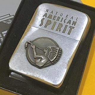 ジッポー(ZIPPO)のZIPPO 希少 初代アメリカンスピリット 懸賞当選品(ノベルティグッズ)