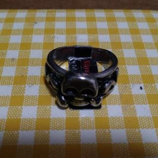シルバーリング スカル 指輪 10~11号(リング(指輪))