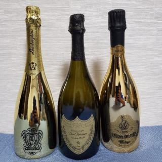 Dom Pérignon - 高級シャンパンまとめ売り!!ドンペリ白・ランボルギーニ・ヴィクトワール