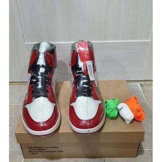 ナイキ(NIKE)のNIKE Air Jordan off white シカゴ 28.5(スニーカー)